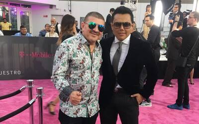 Raul Brindis y Caraturky en Premio Lo Nuestro 2017
