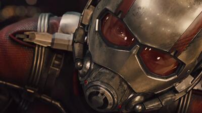 'Ant-man': un pequeño gran héroe