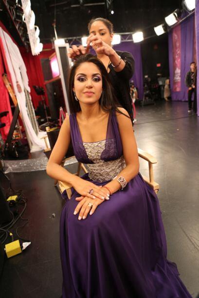 Nabila es una de las más sensuales, y siempre nos muestra sus mejores án...