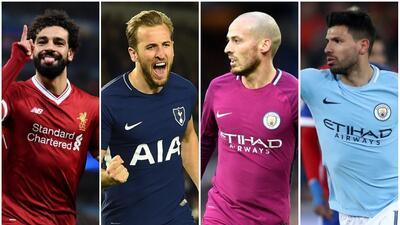 Conoce el 11 ideal de la Premier League donde el City también dominó
