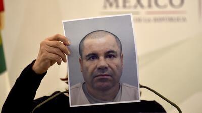 Consignan a grupo que organizó fuga de El Chapo