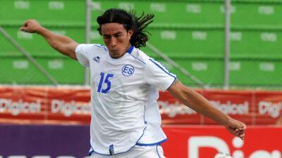 El exfutbolista de la selección salvadoreña Alfredo Pacheco.