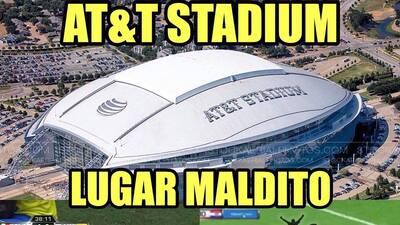 La maldición de Dallas invadió los memes tras la derrota del Tri ante Croacia