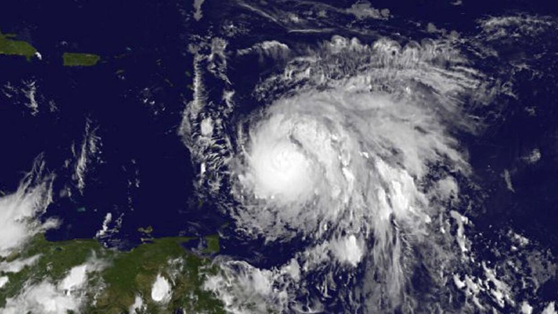 Este es el tercer huracán de la actual temporada que amenaza zonas pobla...