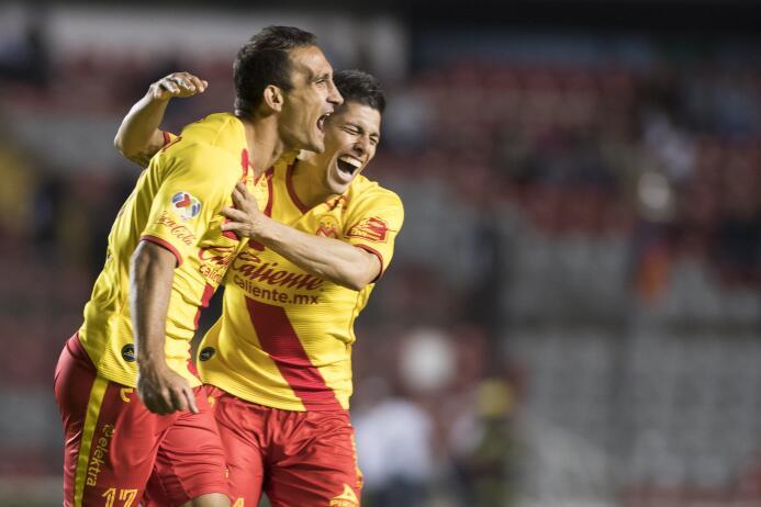 Triunfos de Querétaro, Lobos y Monterrey en la jornada de Copa MX 201801...