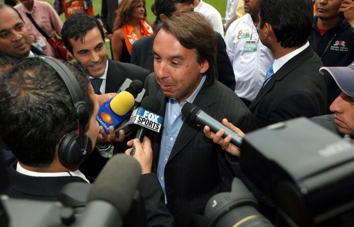 Emilio Azcarraga