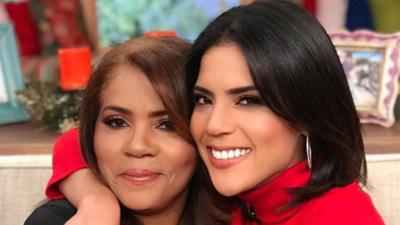 En fotos: Francisca Lachapel festejó a distancia el Día de las Madres en República Dominicana