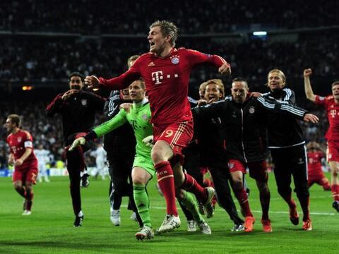 Bayern Múnich se metió en la final de la Champions luego d...