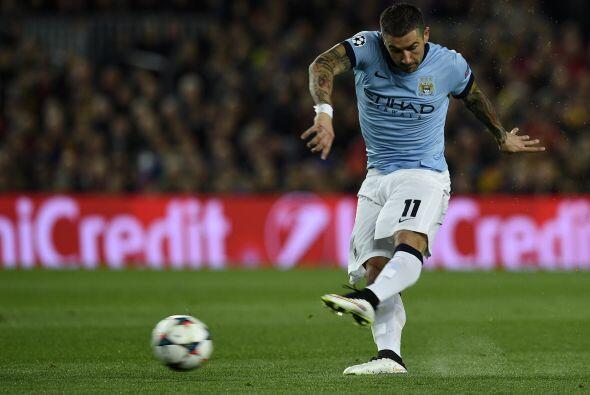 El Manchester City intentó atacar a su estilo hasta el último minuto per...