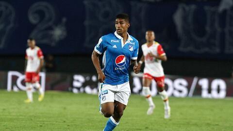Harold Santiago Mosquera Millonarios Colombia