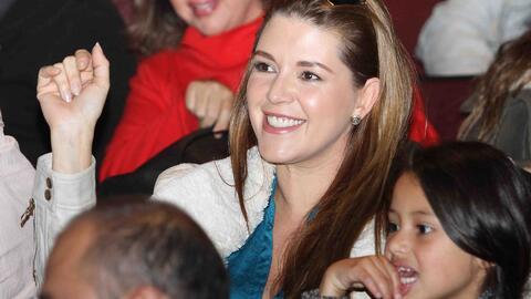¡Su hija es genio! Alicia Machado nos presume a su hija Dinorah