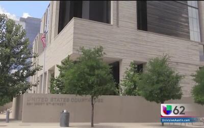 Un juez de Texas envía a una cárcel federal a ocho sujetos ligados al ca...
