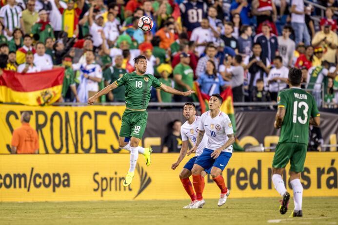 El ranking de los jugadores de Chile vs Bolivia 07-GettyImages-539319182...