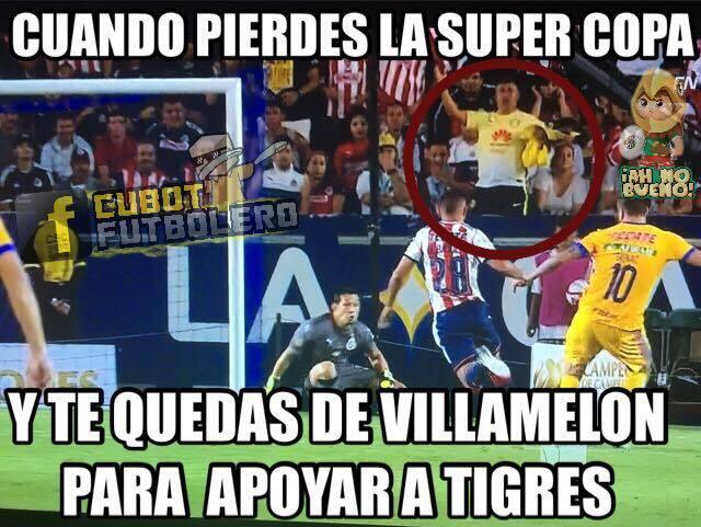 Los memes no perdonaron a Chivas y América por perder sus finales 201086...