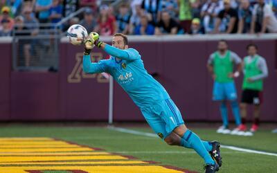 Imperdible: Las mejores atajadas de los porteros de la MLS en la fecha m...