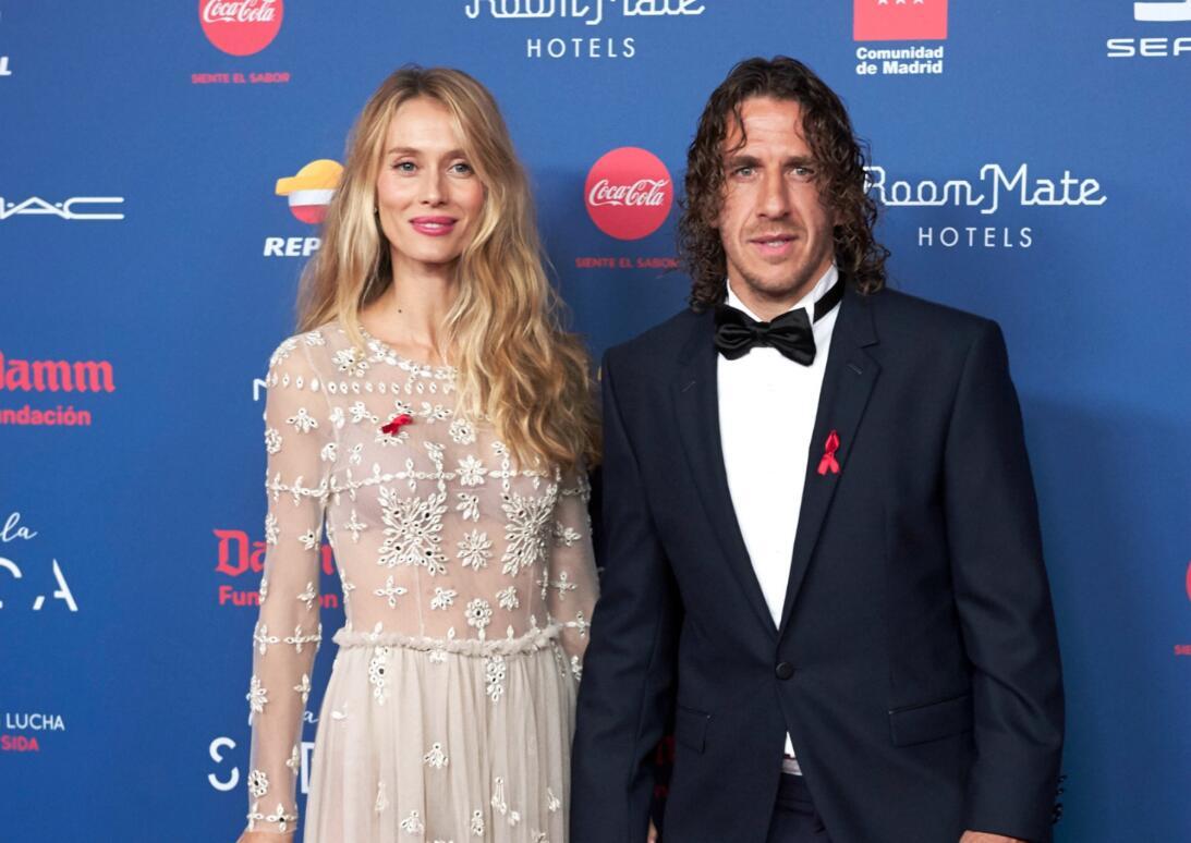 San Valentín futbolero: los cracks del mundo y sus hermosas parejas Puyo...