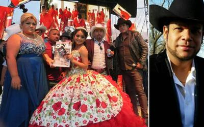 Marco Flores apoya a Rubí en su carrera musical