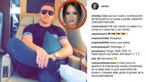 Los fans del buen boxeo han expresado a Saúl 'Canelo' Álvarez qu...
