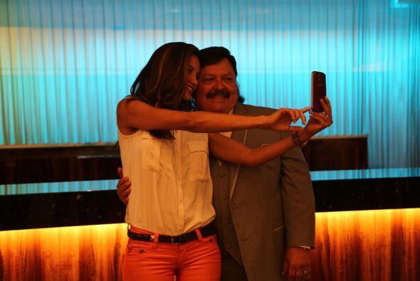 La selfie de Argy es justa y necesaria!