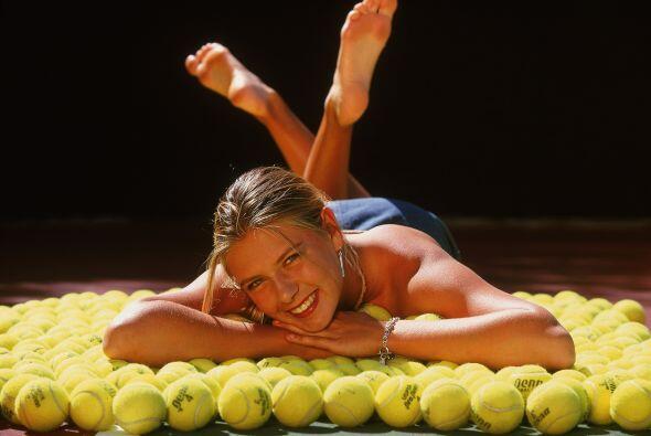 El amor al tenis se lo debe a su tío, el ex tenista y ganador de dos Gra...