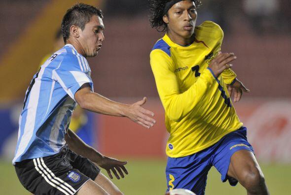 El jueves, en la segunda fecha del hexagonal, Ecuador enfrentará a Urugu...