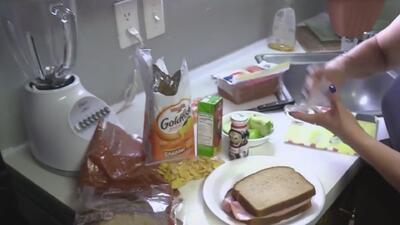 Una alimentación balanceada en los niños puede ayudar al buen rendimiento escolar