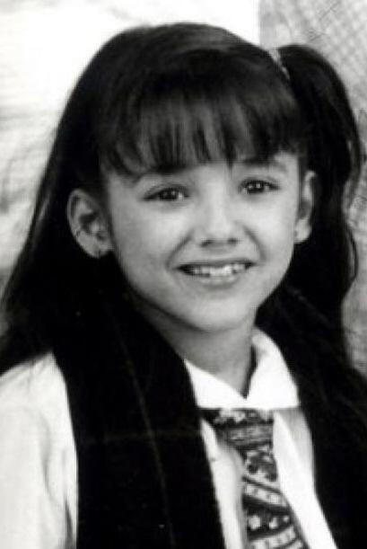 """Un año más tarde, tendría su primer participación en telenovela con """"Agu..."""