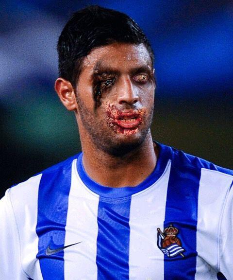 Carlos Vela, delantero de la Real Sociedad y flamante seleccionado nacio...