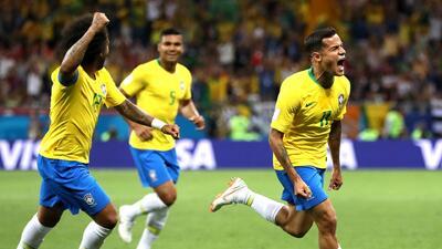 Tres brasileños y dos croatas hacen parte del once ideal del Mundial tras nueve días de fútbol en Rusia