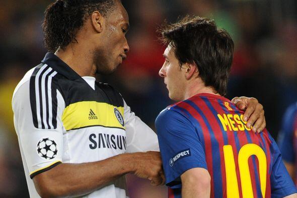 Chelsea ha pretendido a Messi desde el año pasado pero las constantes re...