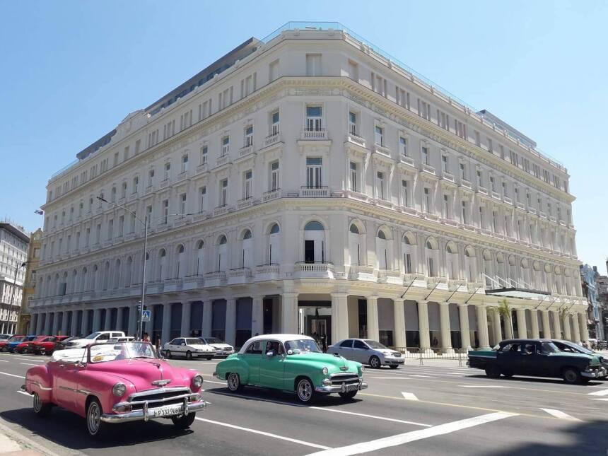 El nuevo centro comercial de lujo con tiendas como L'Occitane, Mont Blan...