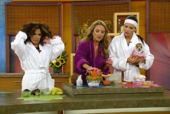 Después de usar este tratamiento seguro Karla lucirá un cabello radiante...