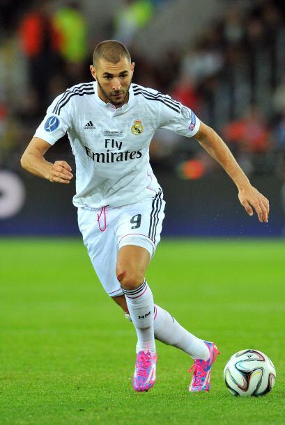 Aunque no se habla mucho de él, Karim Benzema es uno de los mejor...