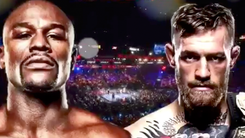 Mayweather / McGregor fight