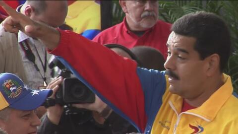 Presidente venezolano Nicolás Maduro establece medida antiinflacionaria...