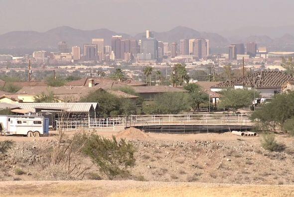 Phoenix, Arizona. Abundan las denuncias de detenciones por perfil racial...