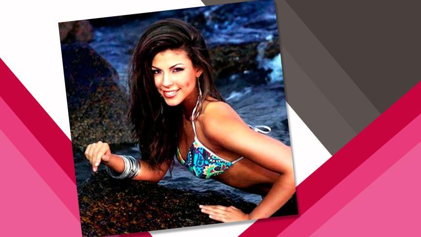 Nicole Suarez: Esta colombiana de Chicago fue la segunda finalista de la...