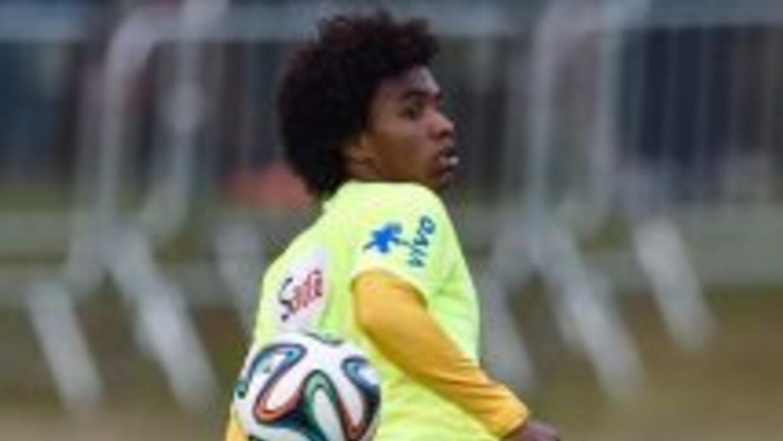 Tras la lesión de Neymar, Brasil optará por William para cubrir la sensi...