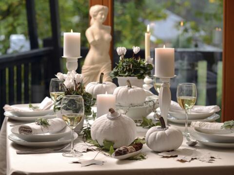 mesas de halloween