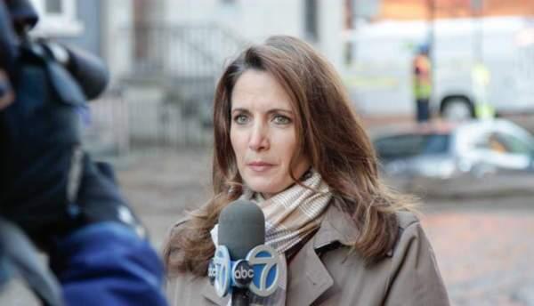 Lisa Colagrossi era reportera para un canal de televisión y pensó que el...