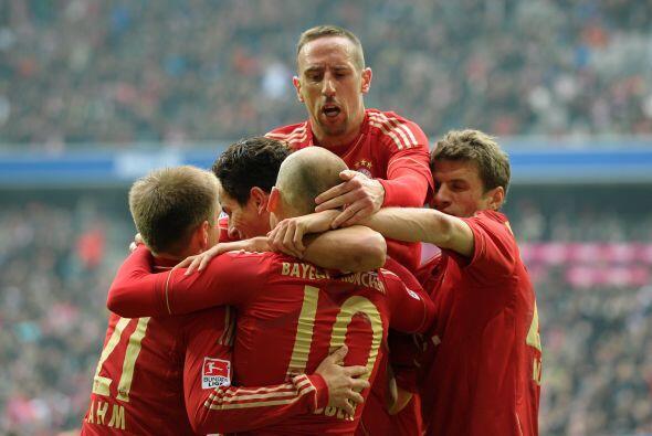 Pese a que la Bundesliga, salvo un milagro, puede darse por perdida para...