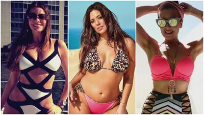El bikini sensación salchicha y los de 'animal print': Jomari Goyso tuvo que decir mucho de ellos