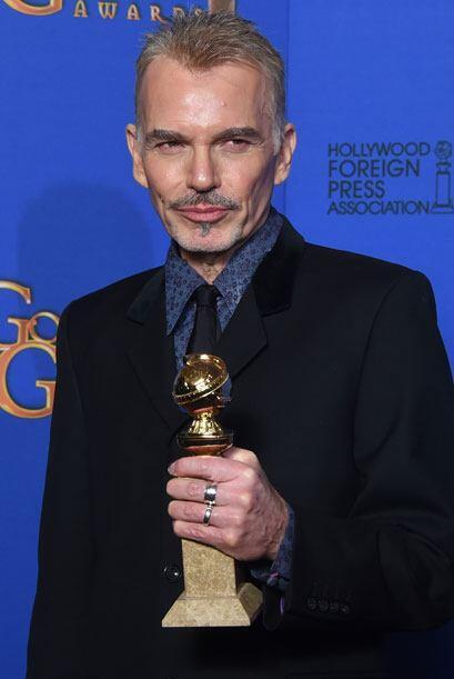 Billy Bob Thornton venció gracias a 'Fargo' como Mejor Actor en miniseri...
