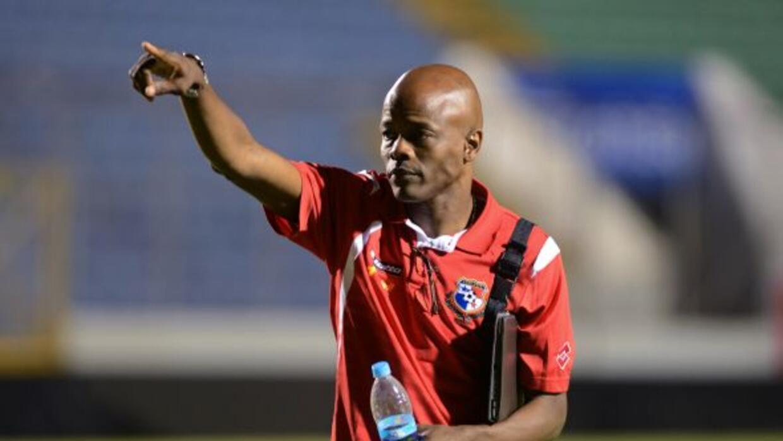 El entrenador panameño tendrá una nueva experiencia en el balompié de El...