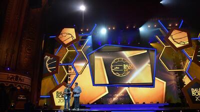 El 'Backstage' del 'Backstage': los ensayos previos al Balón de Oro