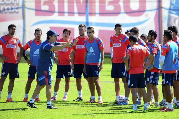 Para este torneo, el Guadalajara incorporó a siete refuerzos para colabo...