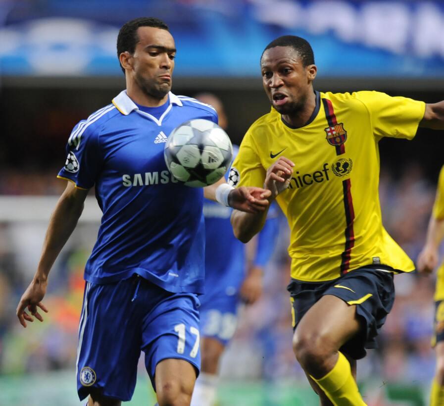 Seydou Keita: el jugador de Malí se marchó en el 2012 al Dalian Aerbin d...