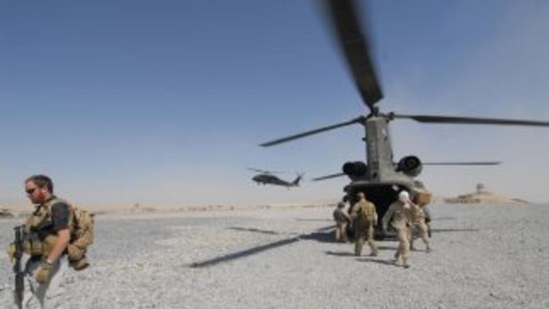 En el helicóptero viajaban 11 extranjeros y seis paquistaníes. Pakistán...