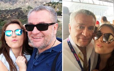 José Alberto Castro y Sofía Castro unieron su talento en 'Vino el am...