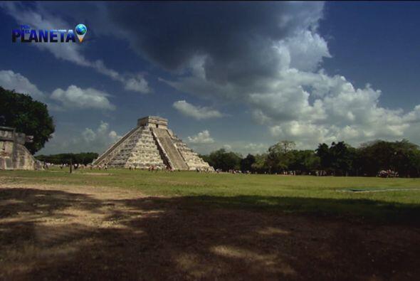Chichén Itzá es un lugar místico, no sólo en la tierra, sino debajo de e...